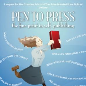 Pen to Press - John Marshall Law School workshop